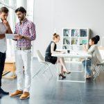 Elementos de una empresa: espacios de trabajo que inspiran