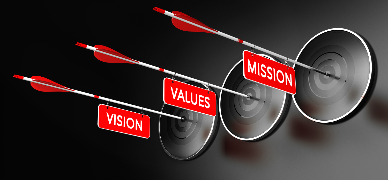 Diferencia entre mision y vision