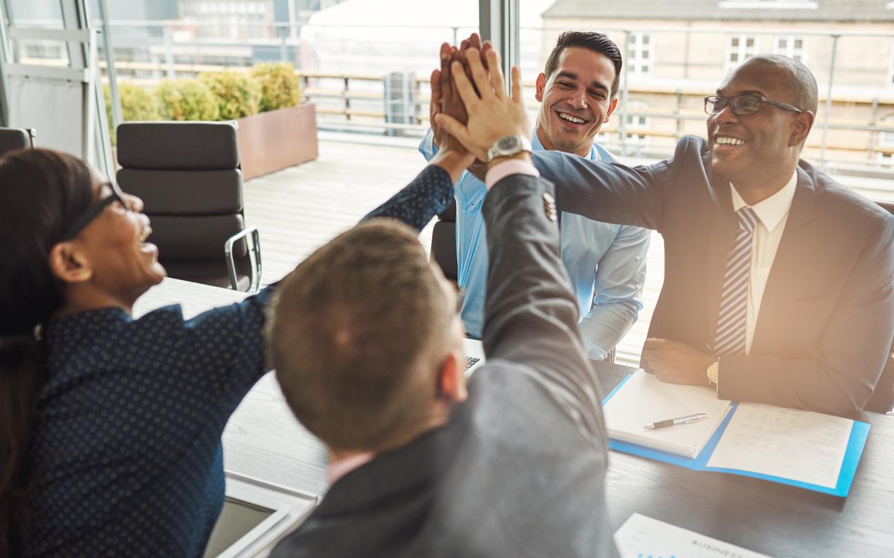 Dinámicas para el trabajo en equipo