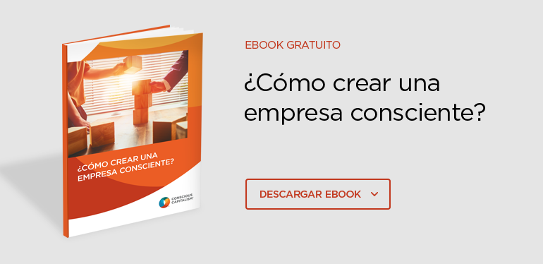CTA - Descarga ebook 1 - Cómo crear una empresa consciente - Horizontal