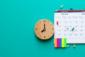 gestión del tiempo ejercicios