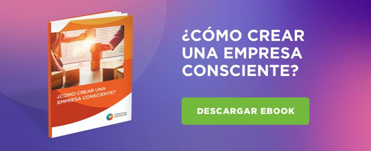 CTA - Descarga ebook 1 - Cómo crear una empresa consciente - Horizontal